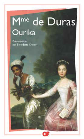 Couverture Ourika, éditions Flammarion