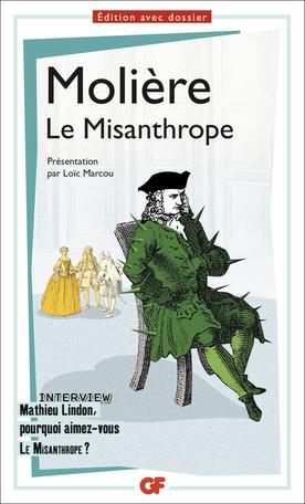 Le Misanthrope de Molière - Editions Flammarion