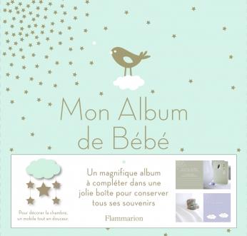 Mon premier album de b/éb/é
