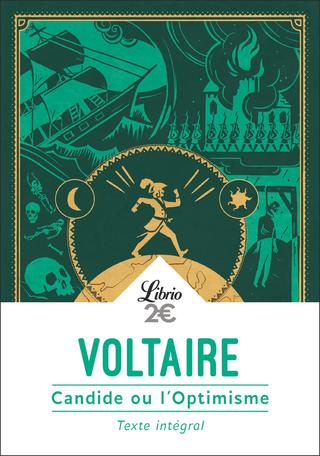 Candide Ou Loptimisme De Voltaire Editions Flammarion