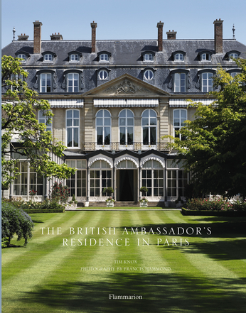 The British Ambassador's Residence in Paris