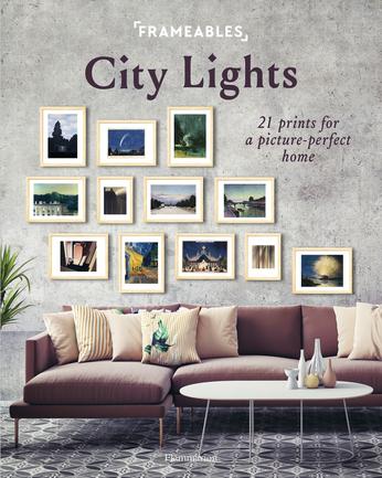FRAMEABLES: CITY LIGHTS (UK)