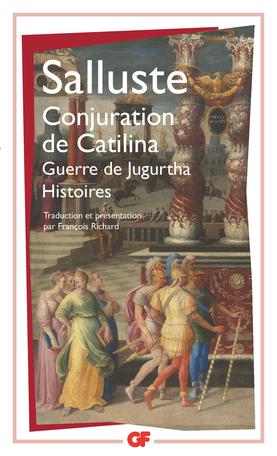 Conjuration de Catilina – Guerre de Jugurtha – Histoires