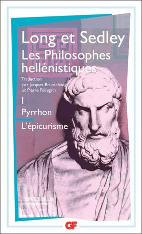 Les Philosophes hellénistiques Tome 1 - Pyrrhon – L'Épicurisme 2