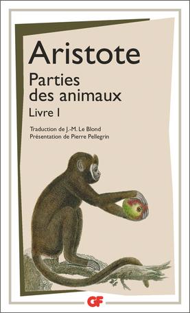 Parties des animaux