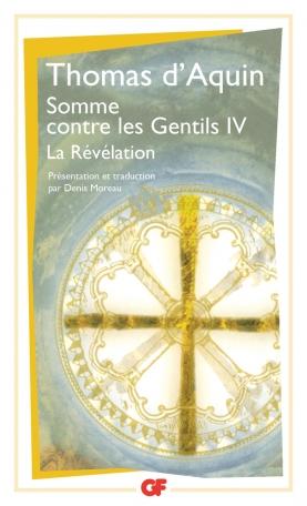 Somme contre les Gentils IV 4 1