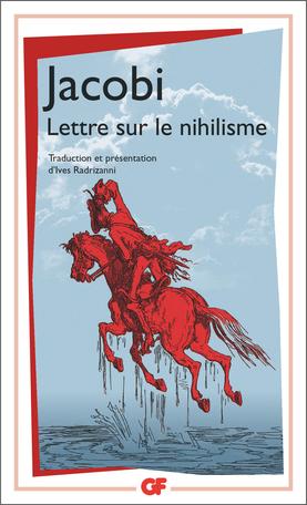 Lettre sur le nihilisme et autres textes