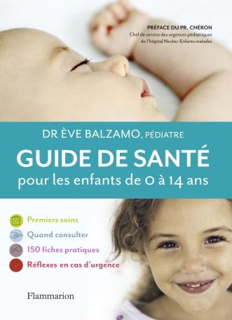 Guide santé pour les enfants de 0 à 14 ans