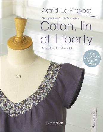 Coton, lin et liberty