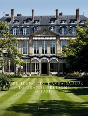 La Résidence de l'Ambassadeur de Grande-Bretagne à Paris