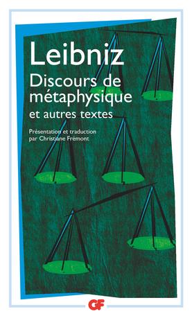 Discours de métaphysique et autres textes (1663-1689)