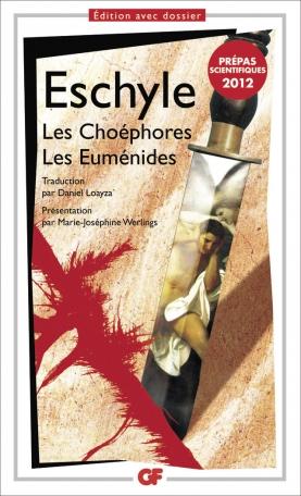 Les Choéphores – Les Euménides