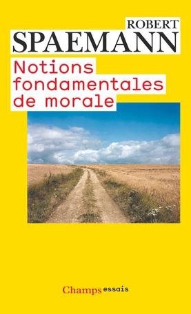 Notions fondamentales de morale