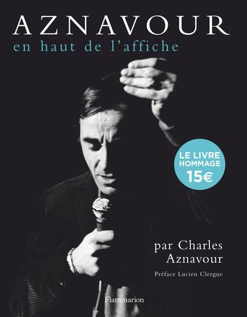 Aznavour en haut de l'affiche