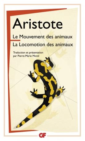 Le Mouvement des animaux – La Locomotion des animaux