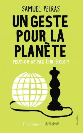 Un geste pour la planète