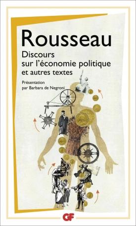 Discours sur l'économie politique et autres textes