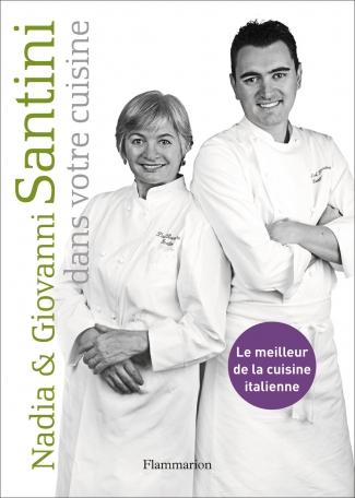 Nadia et Giovanni Santini dans votre cuisine