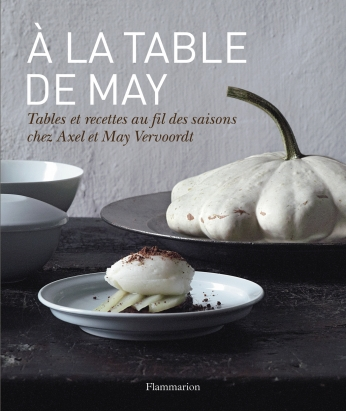 À la table de May