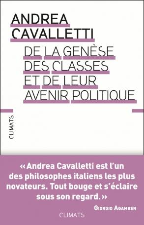 De la genèse des classes et de leur avenir politique
