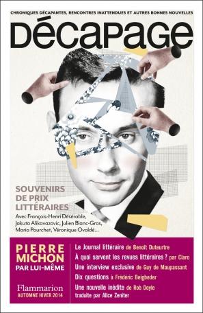 Décapage Tome 51 - Souvenirs de prix littéraires 2