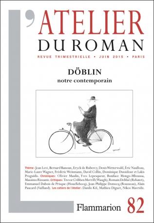 L'Atelier du roman Tome 82 - Döblin, notre contemporain 2