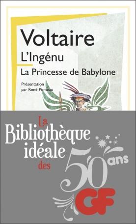 L'Ingénu – La Princesse de Babylone