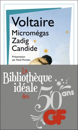 Micromégas – Zadig – Candide