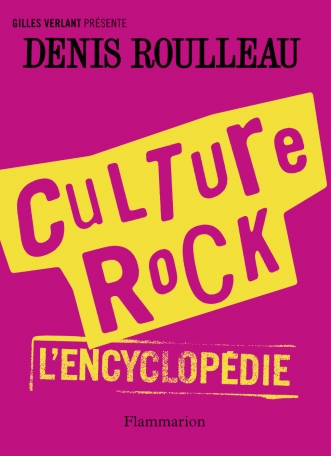 Culture rock, l'encyclopédie