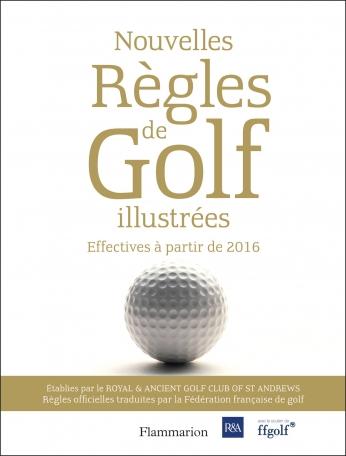 Nouvelles règles de golf illustrées