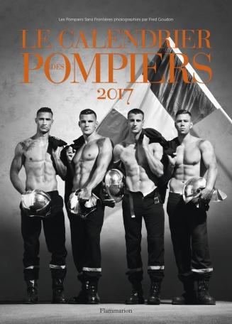 Le calendrier des pompiers 2017