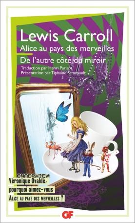 Alice au pays des merveilles – De l'autre côté du miroir et de ce qu'Alice y trouva