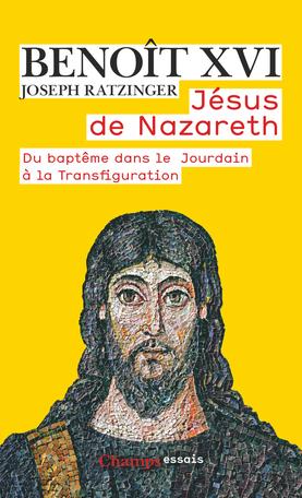 Jésus de Nazareth Tome 1 - Du baptême dans le Jourdain à la Transfiguration 2