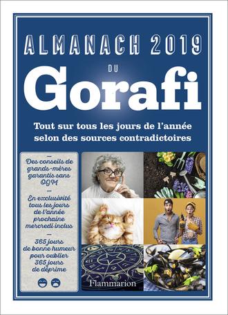 Almanach illustré du Gorafi 2019