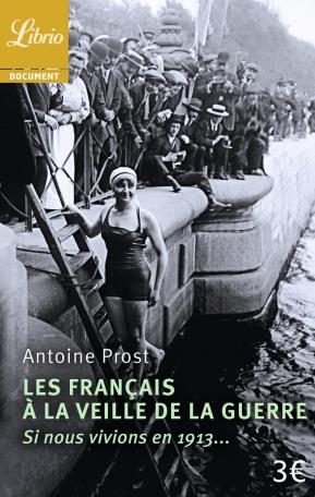 Les Français à la veille de la guerre