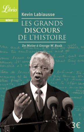 Les Grands Discours de l'histoire