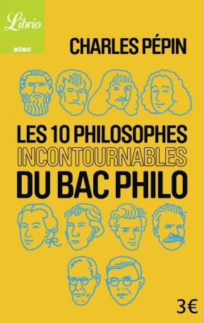 Les Dix Philosophes incontournables du bac