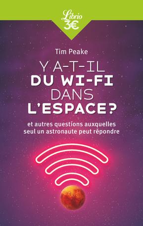 Y a-t-il du Wi-Fi dans l'espace?