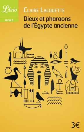 Dieux et pharaons de l'Égypte ancienne