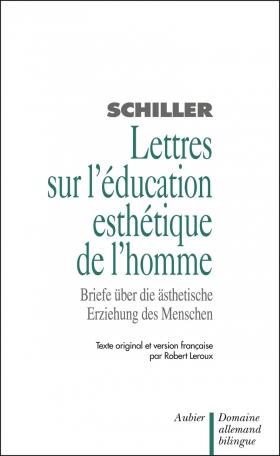 Lettres sur l'éducation esthétique de l'homme