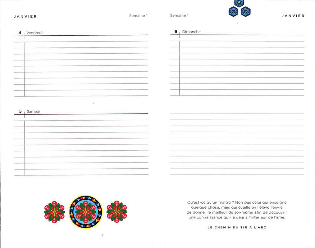 Agenda Coelho 2019 Chemins Livres En Francais Arts Agir Ind Br