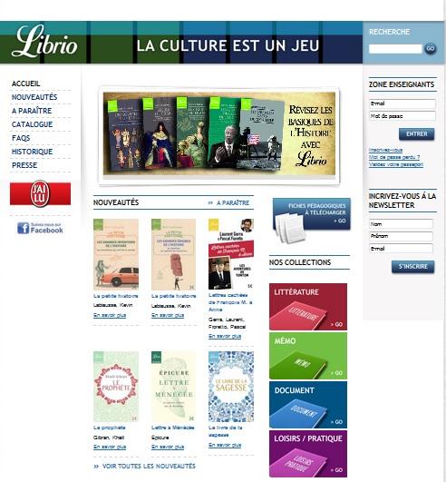 Collection Librio