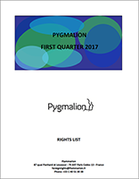 Pygmalion-Foreign Rights-FIRST QUARTER 2017